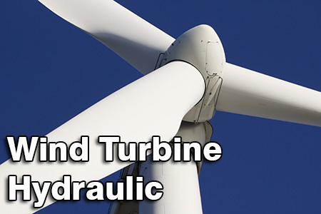 Wind Turbine Hydraulic Fluid