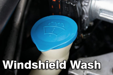 Windshield Wash Fluid